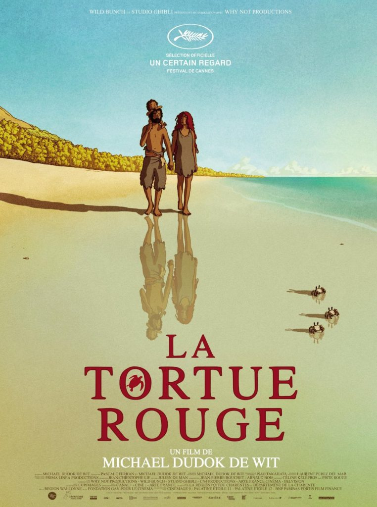 The Red Turtle (2016) Movie Reviews
