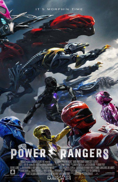 Power Rangers (2017) Movie Reviews