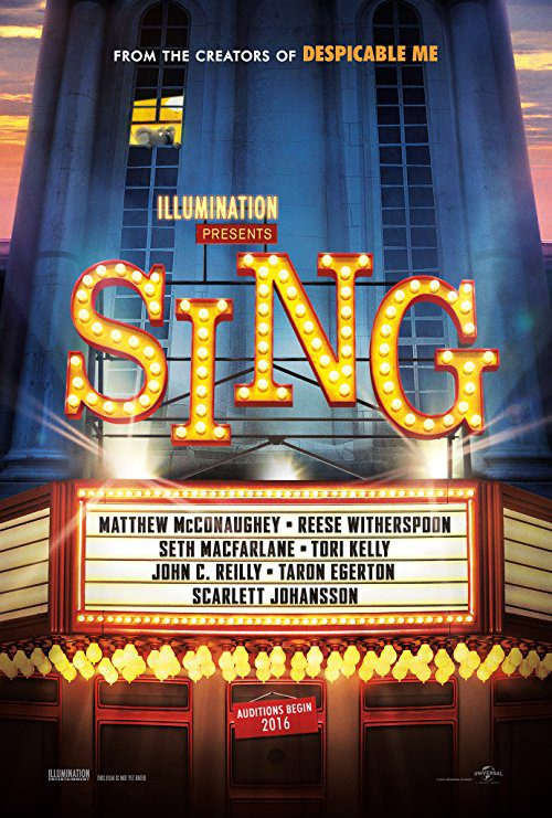 Sing (2016) Movie Reviews