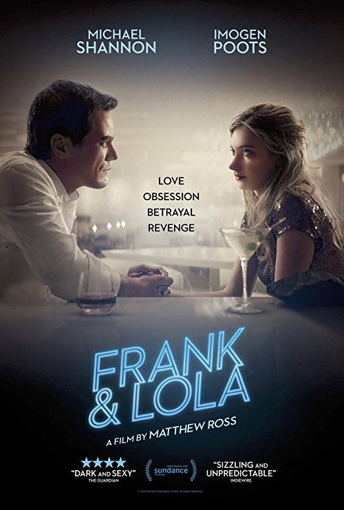 Frank and Lola (2016) Movie Reviews