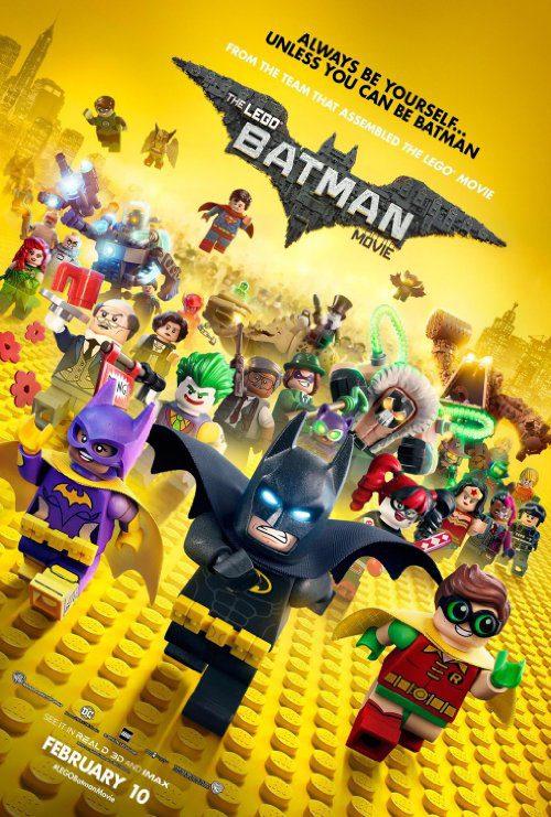 The LEGO Batman Movie (2017) Movie Reviews