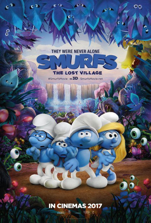Smurfs: The Lost Village (2017) Movie Reviews