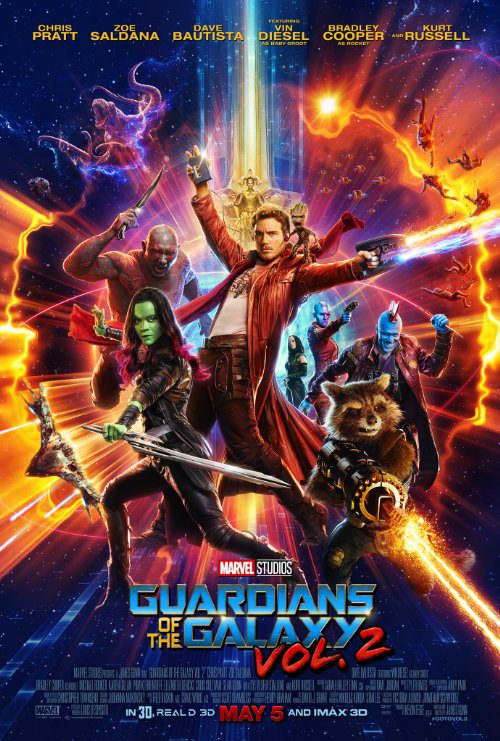 Guardians of the Galaxy Vol. 2 (2017) Movie Reviews