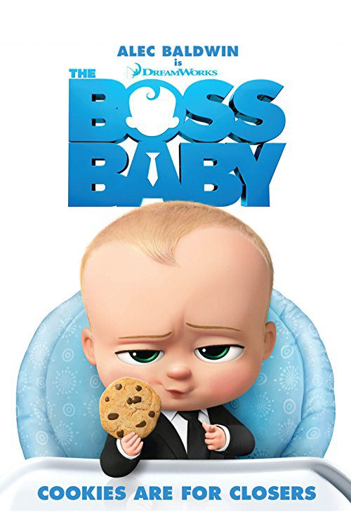 The Boss Baby (2017) Movie Reviews