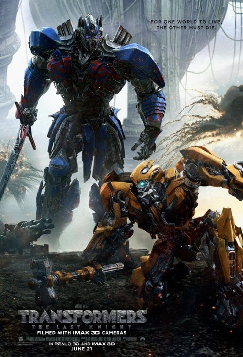 Transformers: The Last Knight (2017) Movie Reviews