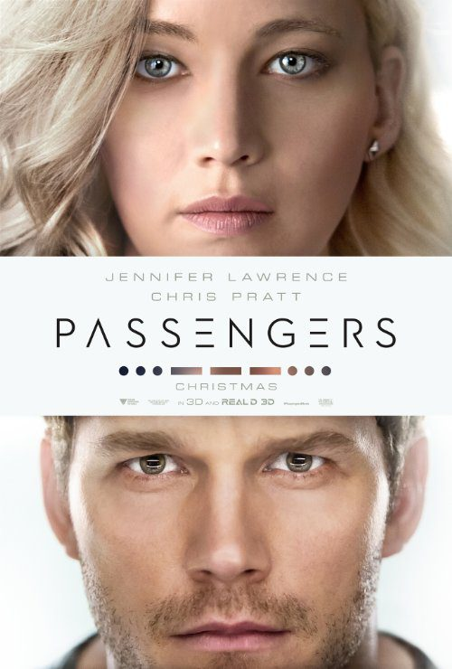 Passengers (2016) Movie Reviews
