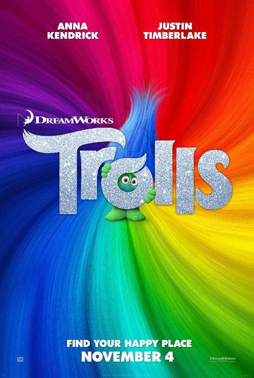 Trolls (2016) Movie Reviews