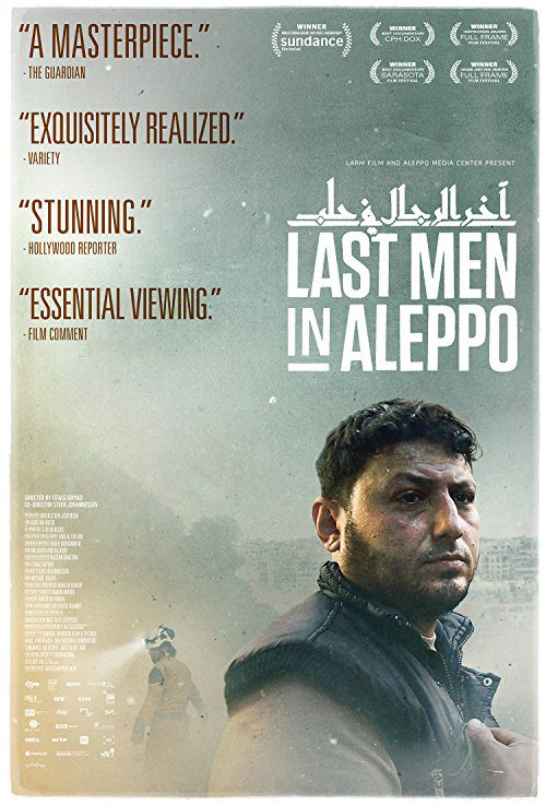 Last Men in Aleppo (2017) Movie Reviews