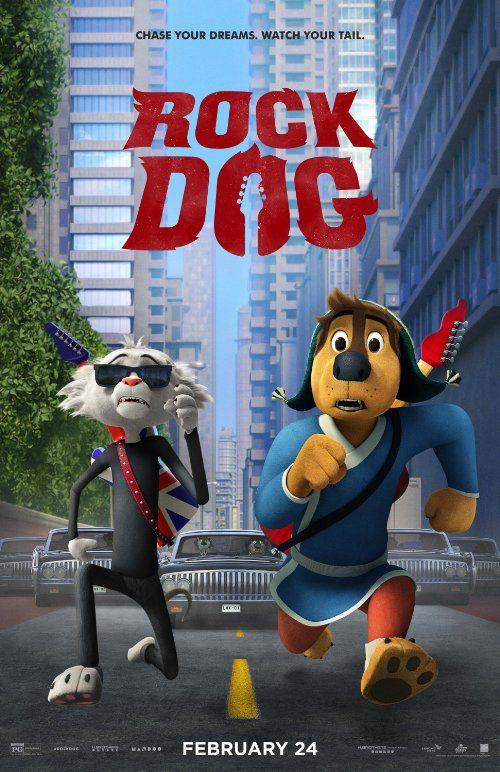 Rock Dog (2016) Movie Reviews