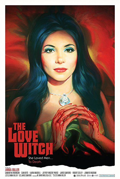 The Love Witch (2016) Movie Reviews
