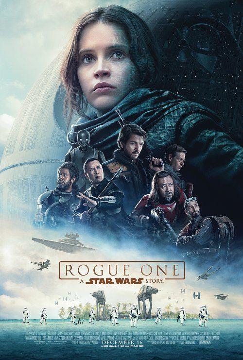 Rogue One (2016) Movie Reviews