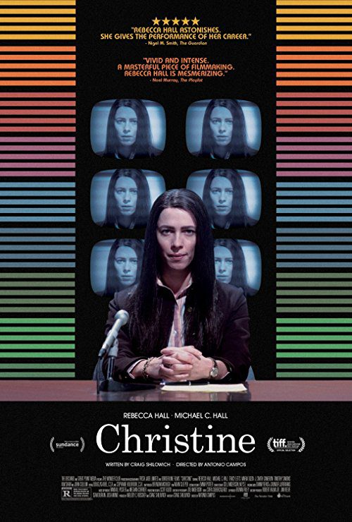 Christine (2016) Movie Reviews
