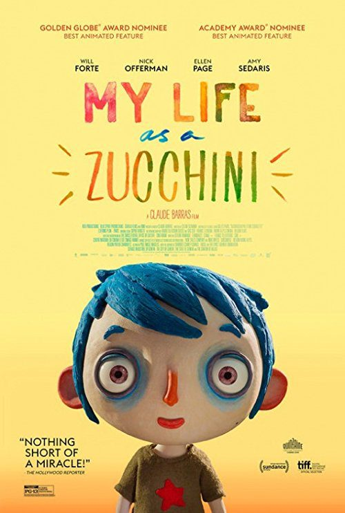 My Life as a Zucchini (2016) Movie Reviews