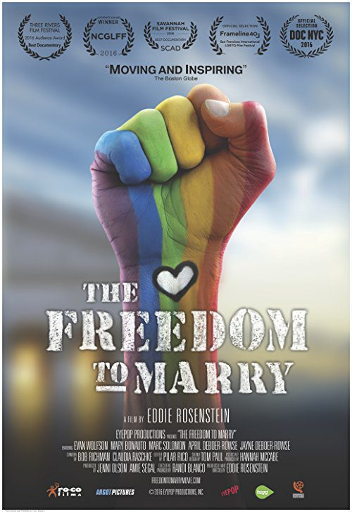 The Freedom to Marry (2016) Movie Reviews