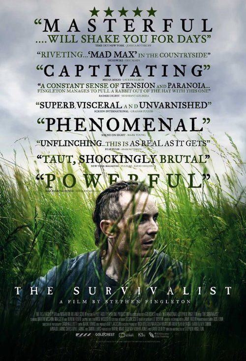 The Survivalist (2015) Movie Reviews