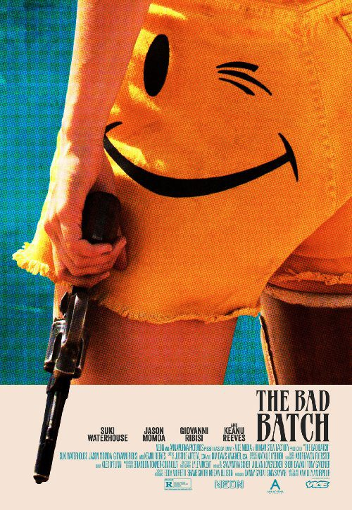 The Bad Batch (2016) Movie Reviews
