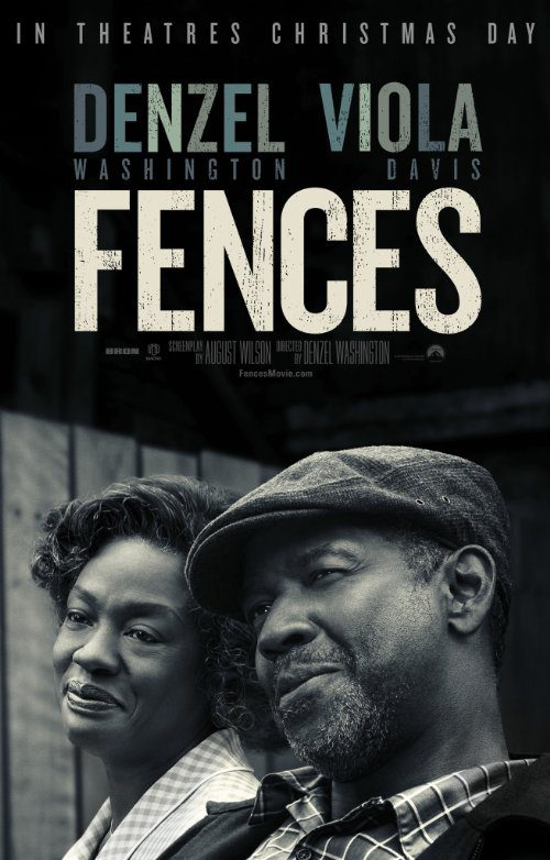 Fences (2016) Movie Reviews