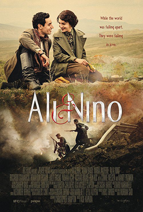 Ali and Nino (2016) Movie Reviews
