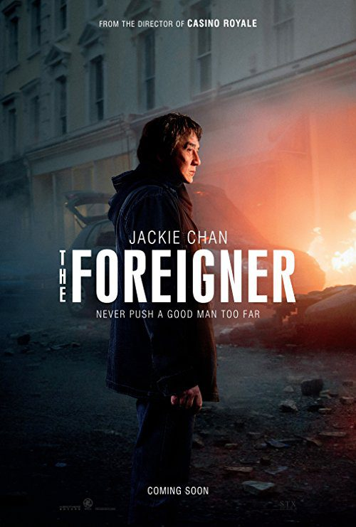 The Foreigner (2017) Movie Reviews