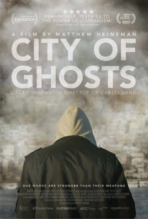 City of Ghosts (2017) Movie Reviews