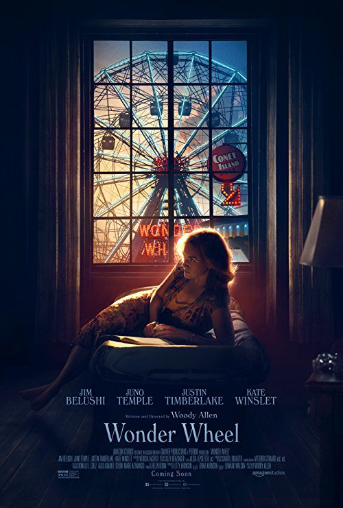 Wonder Wheel (2017) Movie Reviews
