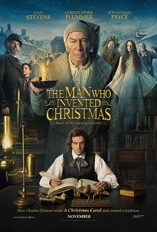 The Man Who Invented Christmas (2017) Movie Reviews