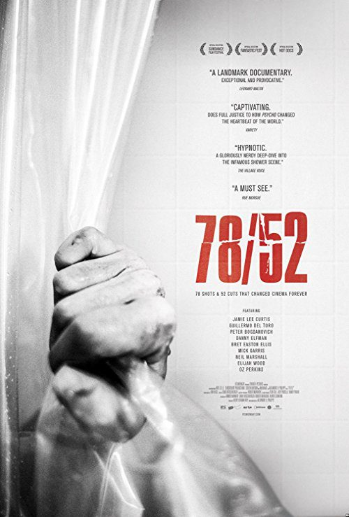 78/52 (2017) Movie Reviews