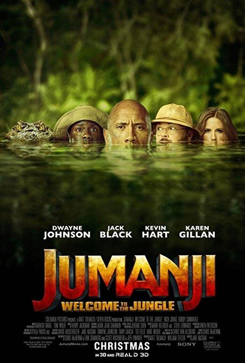 Jumanji: Welcome to the Jungle (2017) Movie Reviews