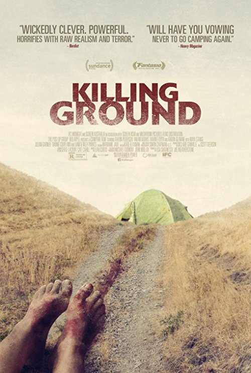 Killing Ground (2016) Movie Reviews