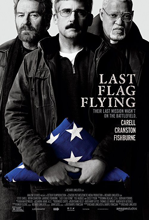 Last Flag Flying (2017) Movie Reviews