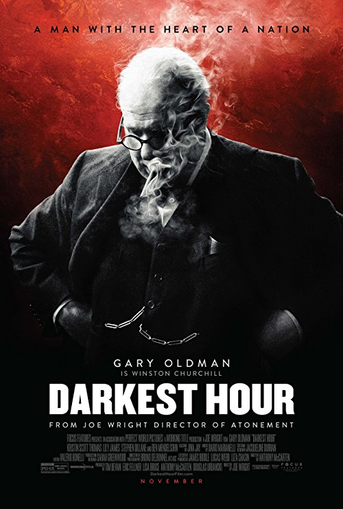 Darkest Hour (2017) Movie Reviews