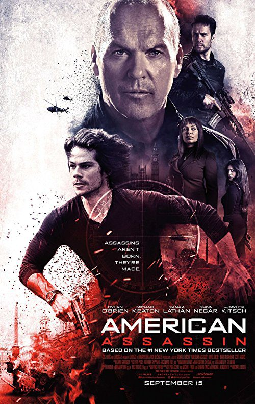 American Assassin (2017) Movie Reviews