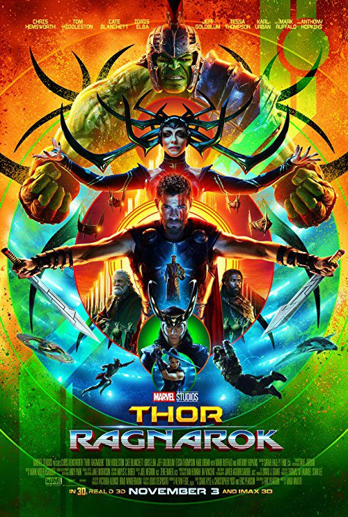 Thor: Ragnarok (2017) Movie Reviews