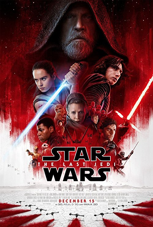 Star Wars: The Last Jedi (2017) Movie Reviews