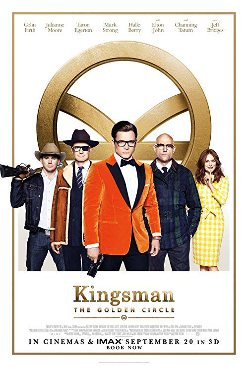 Kingsman: The Golden Circle (2017) Movie Reviews