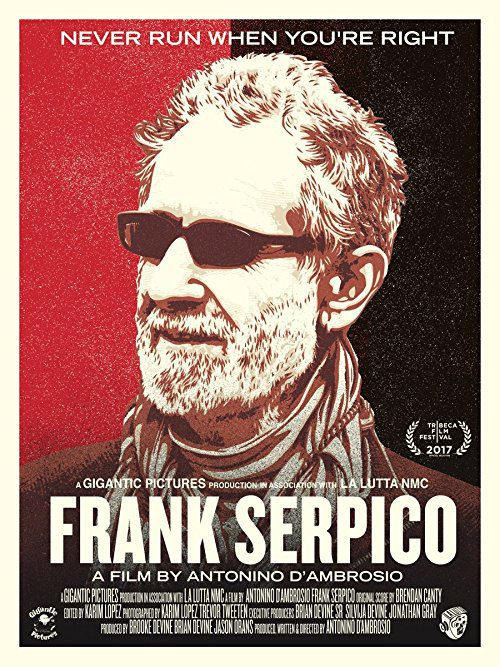 Frank Serpico (2017) Movie Reviews