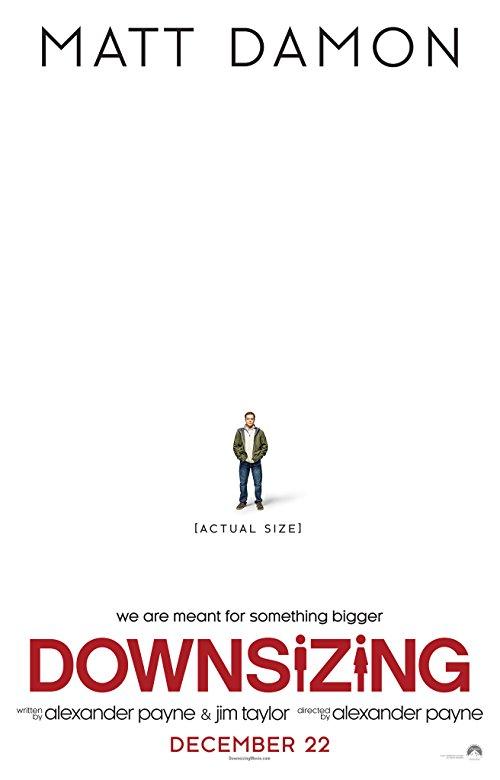 Downsizing (2017) Movie Reviews