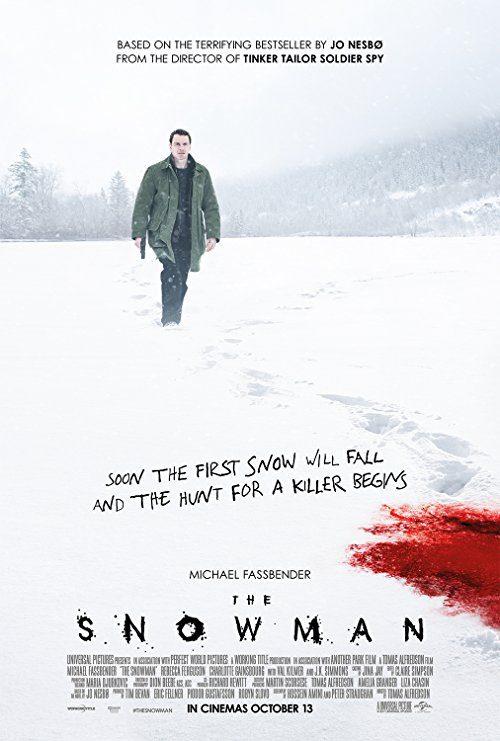 The Snowman (2017) Movie Reviews