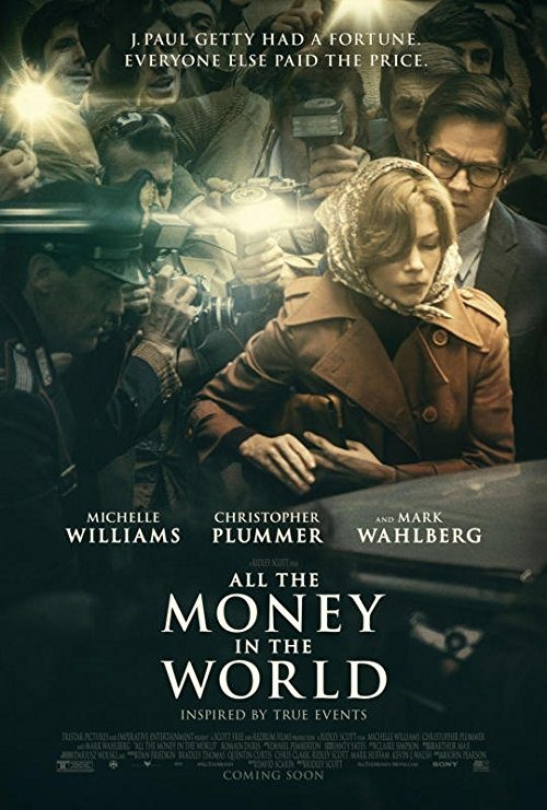 All the Money in the World (2017) Movie Reviews