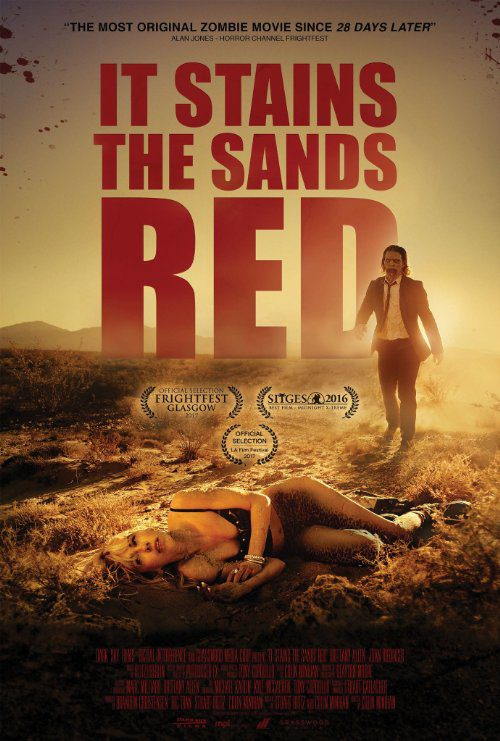 It Stains the Sands Red (2016) Movie Reviews