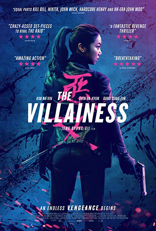 The Villainess (2017) Movie Reviews