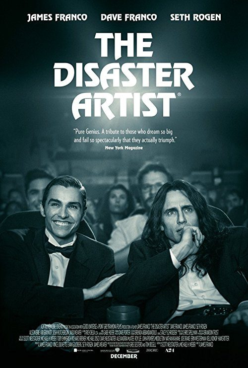 The Disaster Artist (2017) Movie Reviews