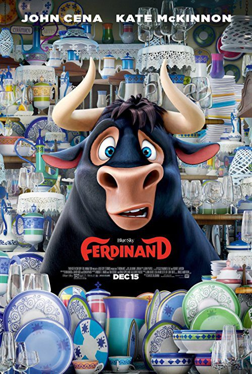 Ferdinand (2017) Movie Reviews