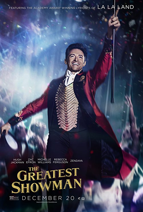 The Greatest Showman (2017) Movie Reviews