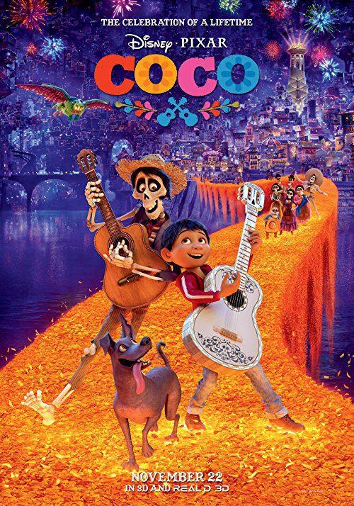 Coco (2017) Movie Reviews