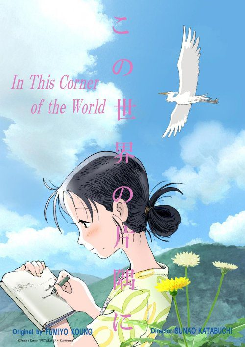 In This Corner of the World (2016) Movie Reviews