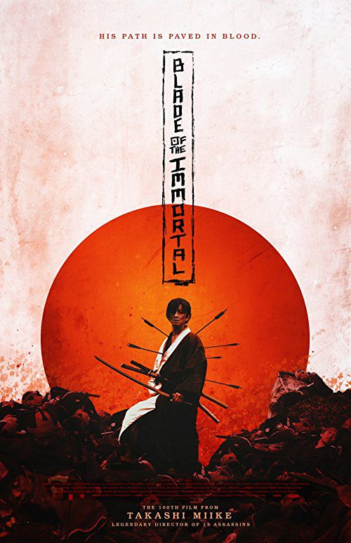 Blade of the Immortal (2017) Movie Reviews