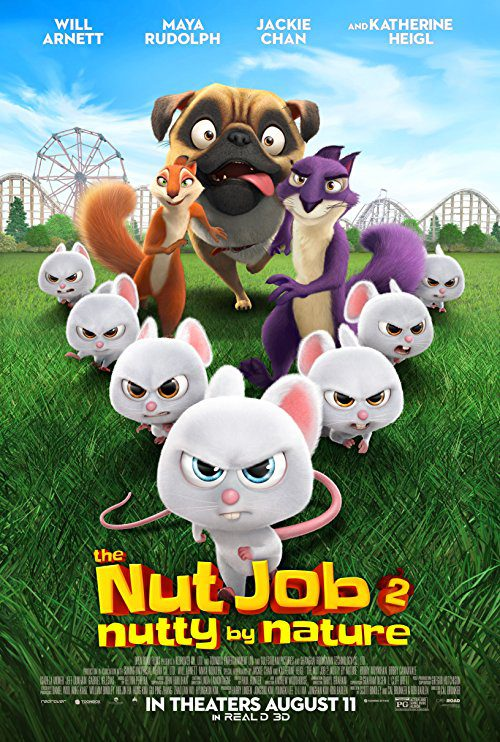 The Nut Job 2: Nutty by Nature (2017) Movie Reviews