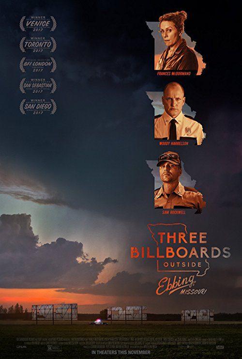 Three Billboards Outside Ebbing, Missouri (2017) Movie Reviews