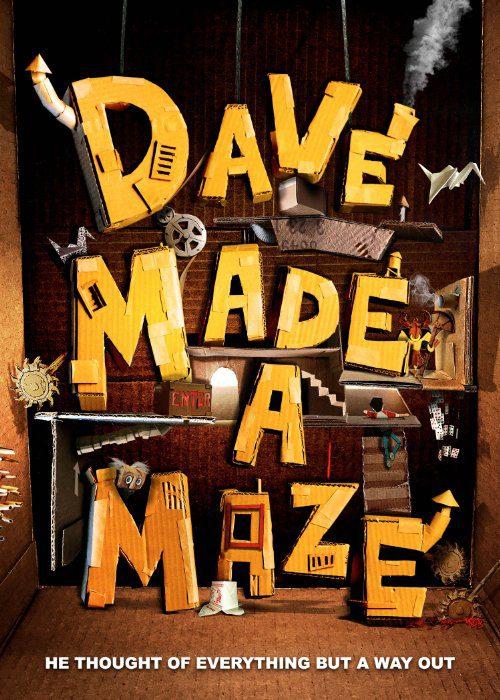 Dave Made a Maze (2017) Movie Reviews